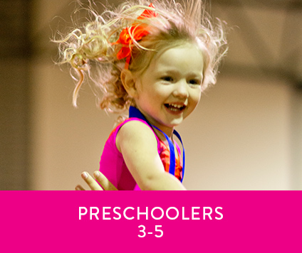 template physie - preschool dance