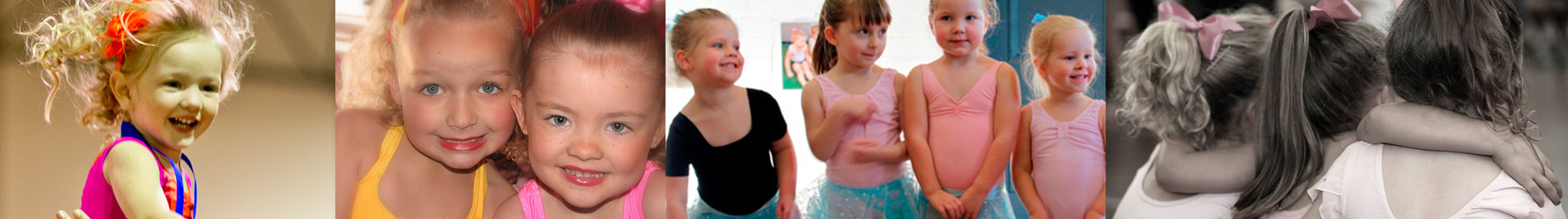 Classes at Template Physie - for preschool girls teens and ladies aged 3 years old and up